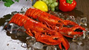 Ingyen homárral lepte meg a szegény családokat egy halász az Egyesült Államokban