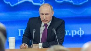 Putyin: Oroszország nem akar új fegyverkezési versenyt!