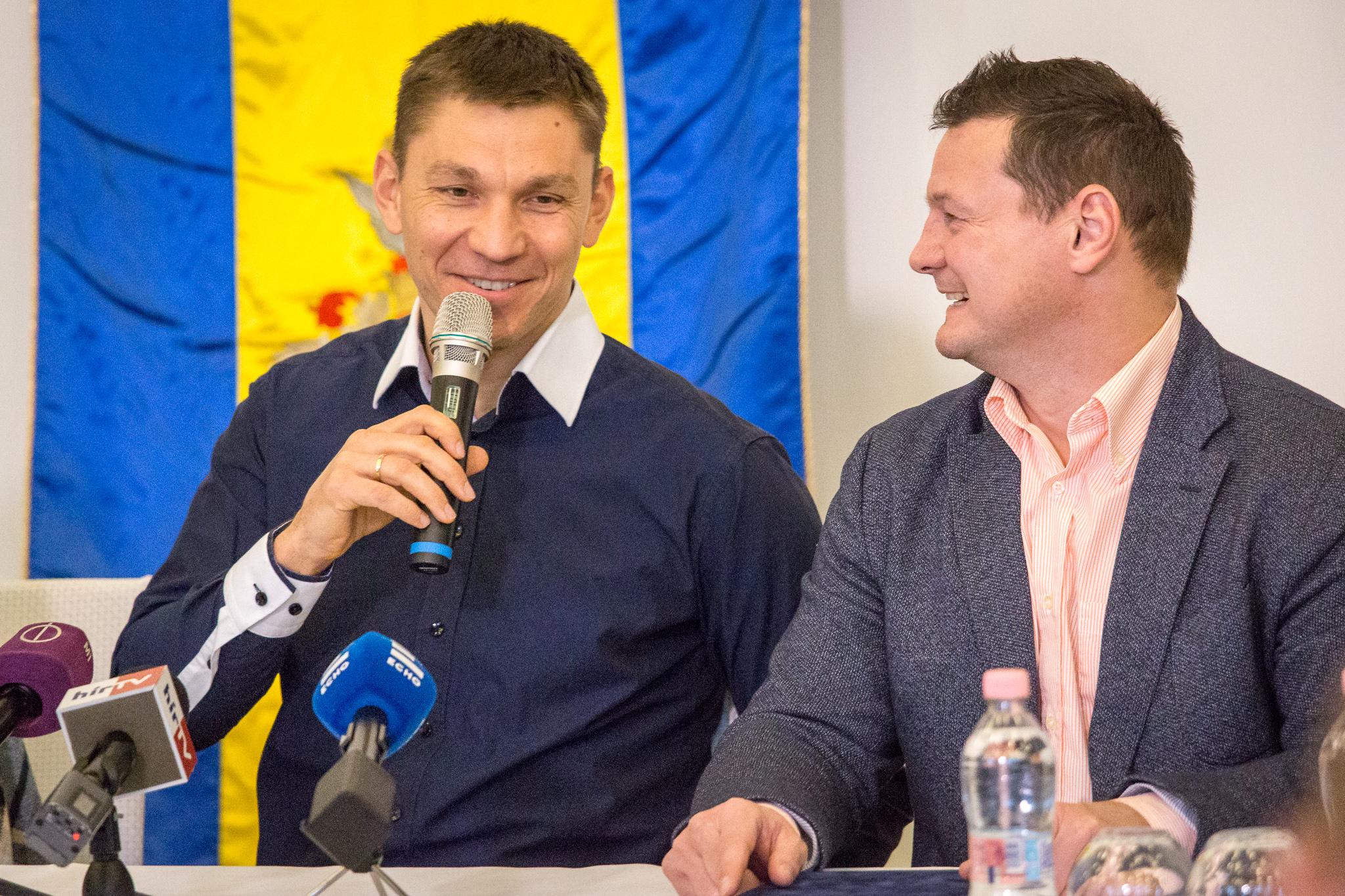 Ifjabb Balzsai Károly és Erdei Zsolt