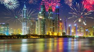 Miért marad el a világhírű szilveszteri tűzijáték Dubajban?