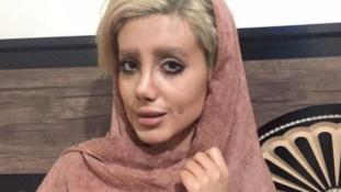 Orbitális kamu volt az iráni lány Instagram-profilja