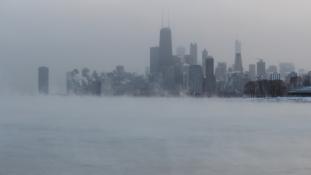 -50 Celsius fok is lehet Észak-Amerikában
