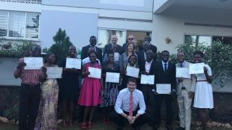 Magyar szakemberek segítségével képeznek agrár-szaktanácsadókat Ugandában