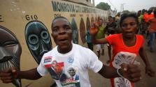 Örömünnep Libériában, ahol elnökké választották az aranylabdás futballistát, George Weah-t