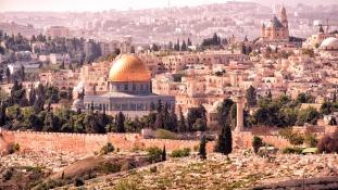 Háromnapos tiltakozást kezdtek a palesztinok Trump Jeruzsálem-döntése után