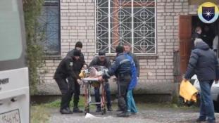 Halál a bíróságon – merénylet Ukrajnában / videó