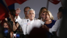 A chilei Trump győzött az elnökválasztáson