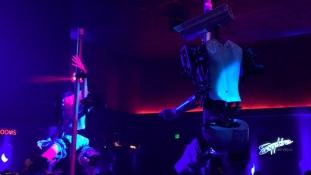 Rúdtáncos robotok taroltak a világ legnagyobb technológiai show-ján