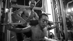 A sportolás ereje: 6 hónap edzés teljesen átalakított egy kínai családot