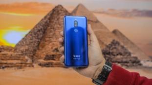 Már rendelhető az első egyiptomi okostelefon