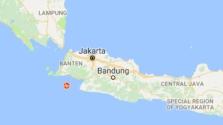 Földrengés Dzsakartában – cunami nem fenyeget