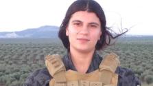 Kurd lány hajtott végre öngyilkos támadást a török csapatok ellen Szíriában