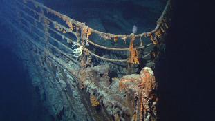 Titanic-túra 130 ezer dollárért