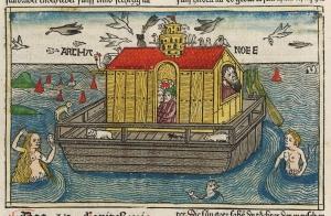 Woodcut_of_Noah's_Ark_from_Anton_Koberger's__German_Bible_