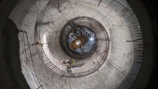 10.000 évig jár majd: hatalmas óraművet építenek egy hegy gyomrában