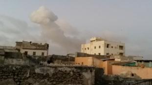 Kettős merénylet Szomália fővárosában – videó