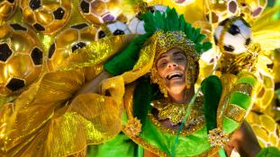 Megkezdődött a riói karnevál – videó