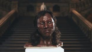 Nagy-Britannia első lakói feketék voltak
