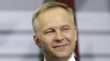 Korrupció miatt őrizetbe vették a Nemzeti Bank elnökét Lettországban