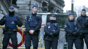 Párizsi iszlamista terrorista pere Brüsszelben