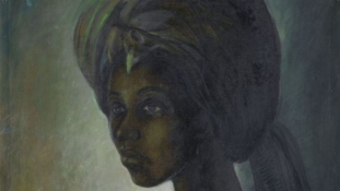 Nigériai mesterműre bukkantak egy londoni lakásban