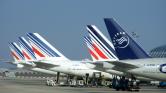 Sztrájkoltak az Air France-nál, ahol hat éve nem volt béremelés