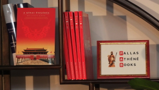A kínai észjárás – budapesti könyvbemutató holdújévkor