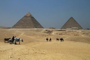 Egypt Egyptian Cairo Travel Desert Desert Pyramids