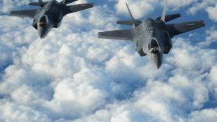 Izraeli légicsapás Szíria ellen