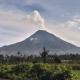 Újra kitört a Sinabung vulkán Indonéziában – videó