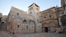 Újra látható Jézus Krisztus sírja Jeruzsálemben