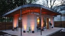 24 órán belül nyomtatható házakat mutatott be egy startup Texasban