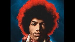 Jimi Hendrix album 48 évvel a sztár halála után