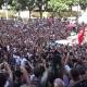 Tüntetés a népszerű politikus meggyilkolása miatt Brazíliában