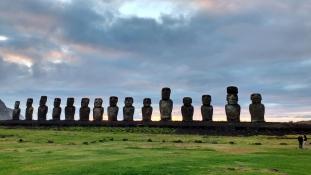 Eltűnhet a Húsvét-sziget?