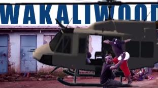 Így készülnek a filmek a Wakaliwoodban, az ugandai Hollywoodban