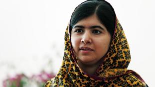 A Nobel Béke-díjas Malála Júszafzai újra Pakisztánban