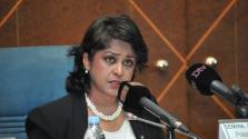 Mégsem mond le Mauritius korrupcióval vádolt elnök asszonya