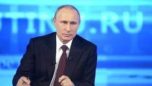 Putyin új atomfegyvereket mutatott be – videó