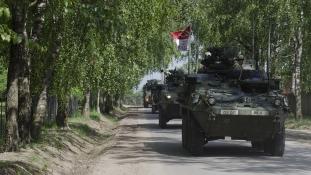 Az EU katonai Schengent javasol