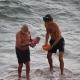 A Vörös-tengerben szülte meg a kisbabáját egy orosz turistanő – fotók