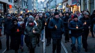 Tüntetés Szlovákiában: újságírók, ne féljetek!