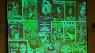 A Magyar Hollywood Tanács Houdini-estje