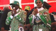 Zimbabwe volt First Ladyjét elefántcsont-csempészettel gyanúsítják