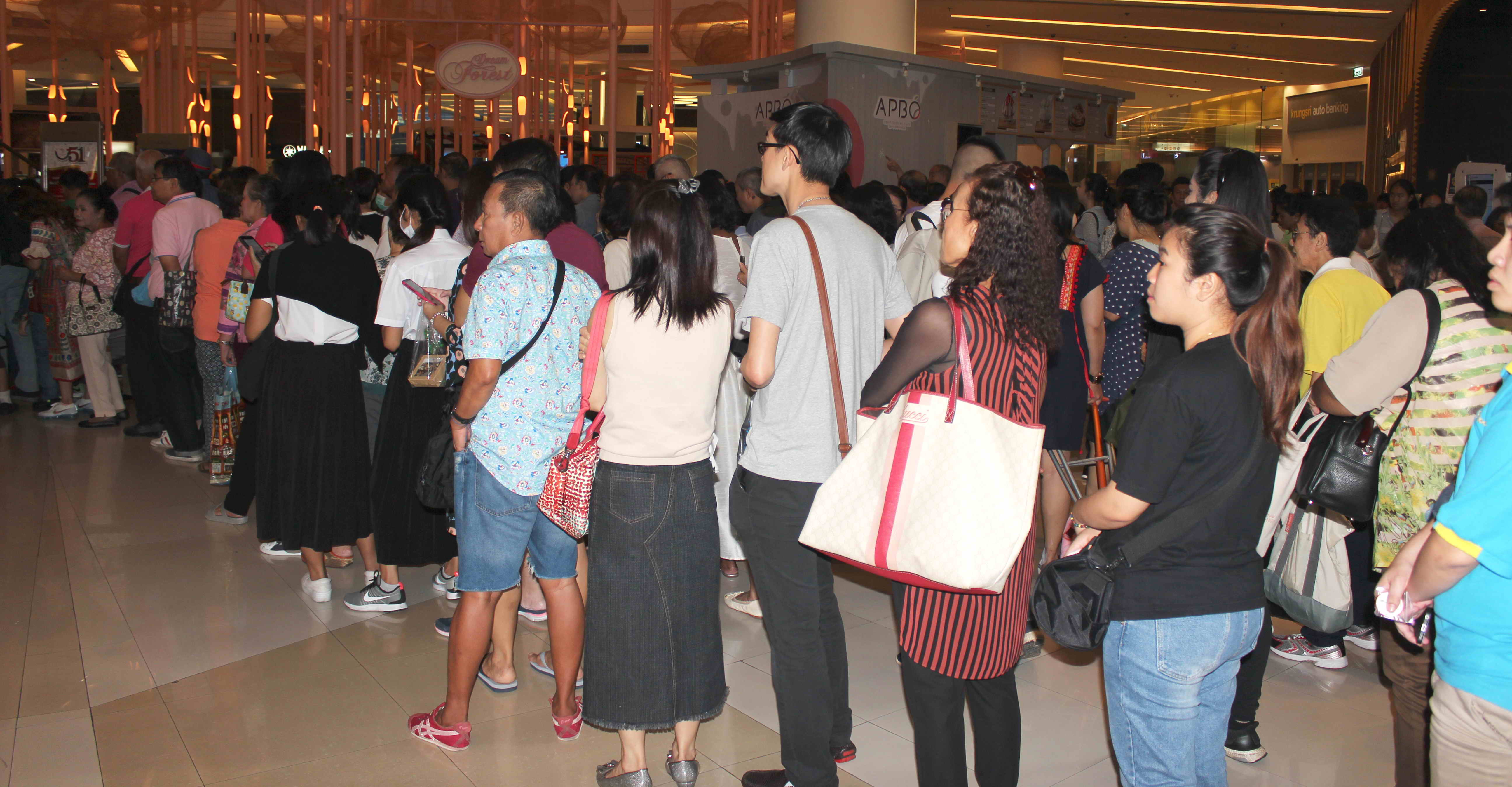 Red Cross Diplomatic Bazaar - Siam Paragon 2018 02 24-25 - 8137