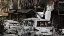 Kettős terrortámadás Burkina Fasóban – videó
