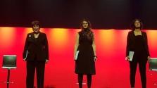 Miniszter asszonyok adták elő a Vagina Monológokat Párizsban