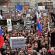 Tüntetés Pozsonyban az előrehozott választásokért
