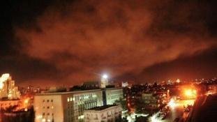 Az ENSZ Biztonsági Tanácsa nem ítélte el a Szíria elleni légicsapást