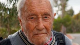 Svájcba utazik eutanáziára a 104 éves ausztrál tudós